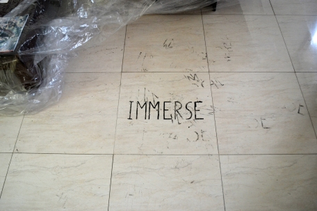 Impressions- immerse